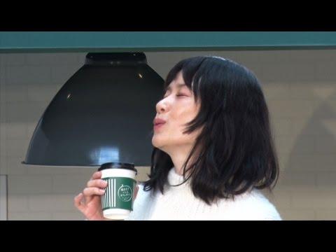 原田知世、CMでおなじみの表情「ふぅ〜」披露 ブレンディ期間限定カフェ『STICK MORNING CAFE』オープニング記念イベント
