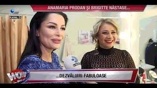WOWBIZ (14.03.2017) - Anamaria Prodan, de NERECUNOSCUT! Si-a schimbat total coafura