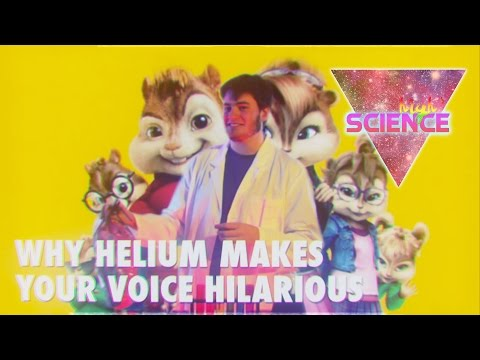 high science why helium makes your voice hilarious youtube. Black Bedroom Furniture Sets. Home Design Ideas