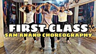 FIRST CLASS- Bollywood Dance   Sam Anand Choreography   Sam Anand Dance   Kalank    Varun Dhawan