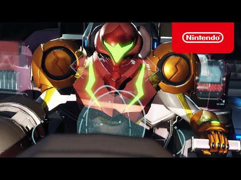 Metroid Dread - Another Glimpse of Dread - Nintendo Switch