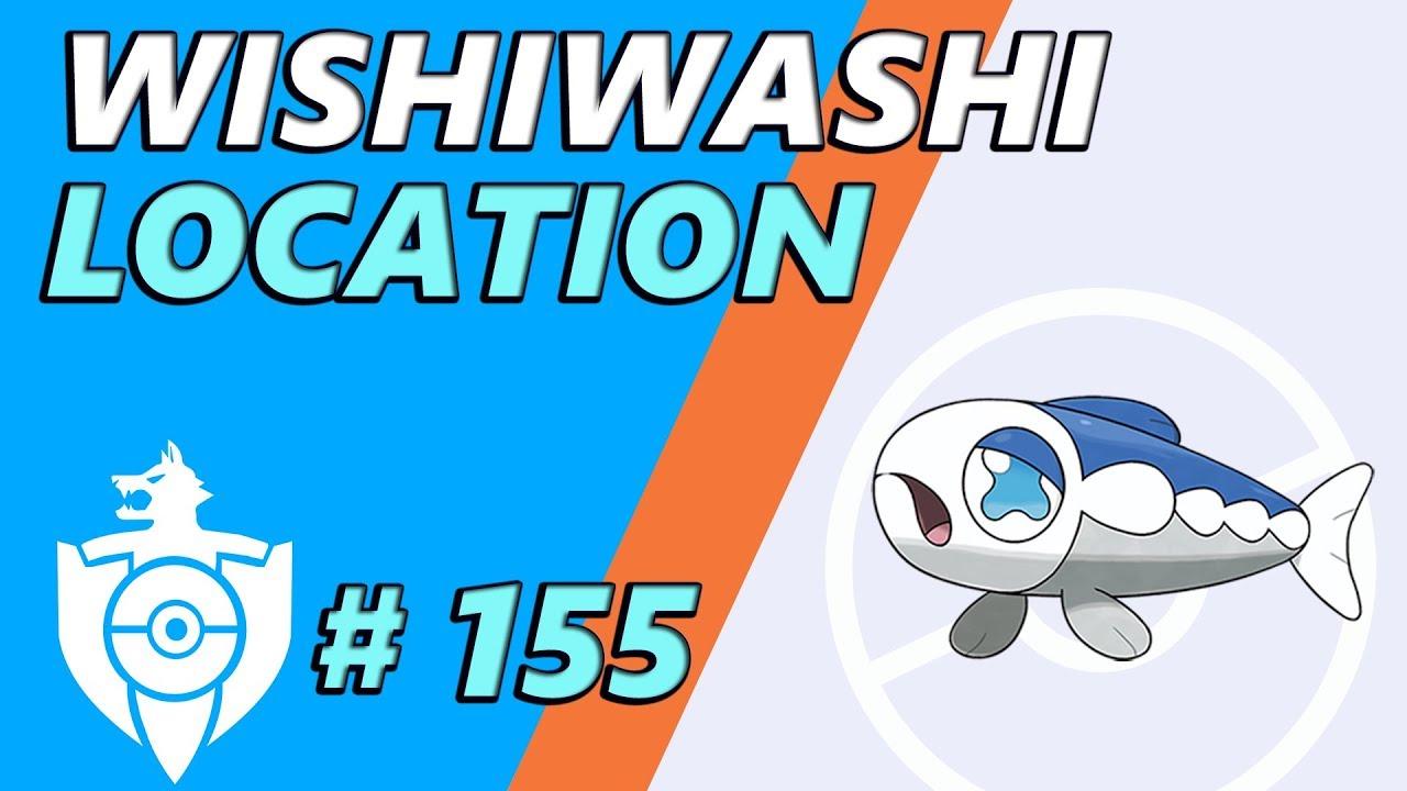 Pokemon Sword And Shield How To Catch Find Wishiwashi Youtube