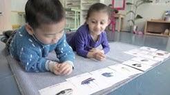 Classe de Maternelle - Gennevilliers