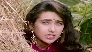 Raja Babu Comedy Scene - Karishma's Love for Govinda