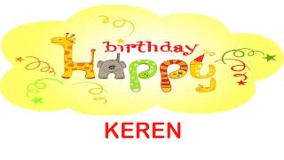Keren   Wishes Birthday