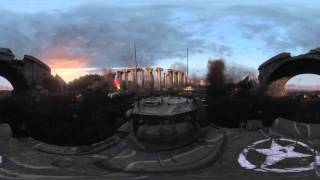 ✠ 360° Panorama. May, 9 ✠ 9 Мая, World of Tanks. Панорама 360°