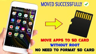 How To Move Apps From Internal Storage To SD Card // Transfer Apps From Internal Storage To SD Card screenshot 4