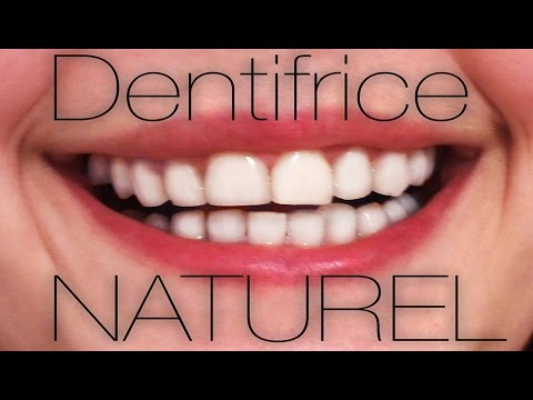 136 dentifrice maison routine pour les dents 100 naturel youtube. Black Bedroom Furniture Sets. Home Design Ideas