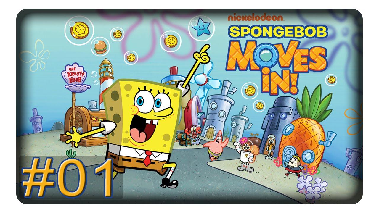 spongebob mein bikini bottom