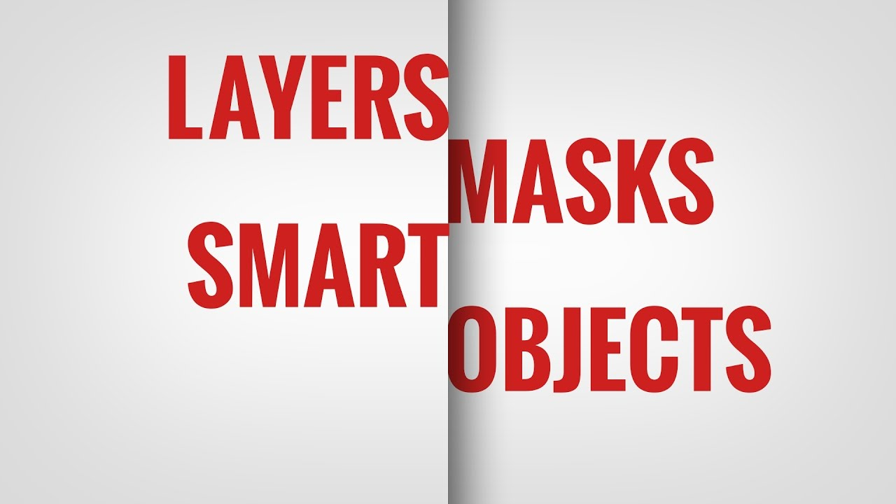 Photoshop Basics: Layers, Masks, and Smart Objects #AskPiX