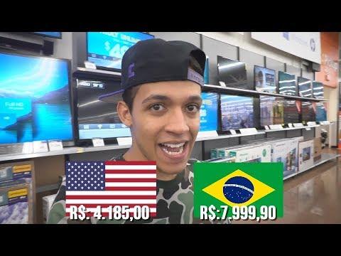 PREÇOS NO MERCADO DOS ESTADOS UNIDOS VS BRASIL | Afreim