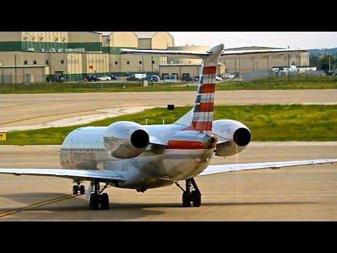 Northwest Arkansas (XNA) Spotting - Delta - Canadair CRJ-900 & More - Spotting Series Episode 3