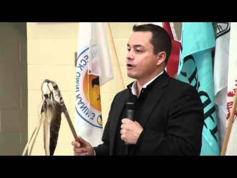 Address by National Chief Shawn A-in-chut Atleo