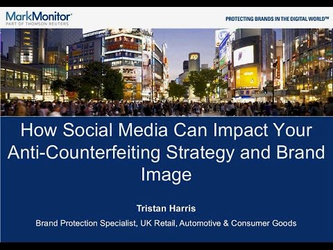How social media can impact your anti-counterfeiting strategy and brand image