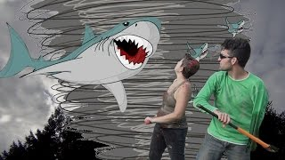 Sharknado parody! Funny video! Short comedy film!