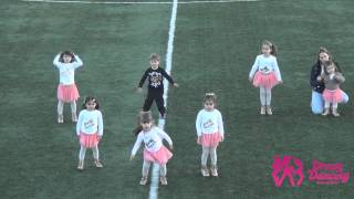 Dream Dancing @ Jogo Futebol Veteranos Salvaterrense x Sporting - Ministars