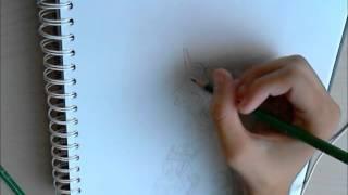 BRUTICUS speed drawing