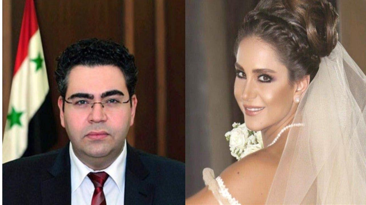 معلومات لاتعرفوها بالتفصيل عن ديمة قندلفت وزوجها الوزير الاقتصاد سوري Youtube