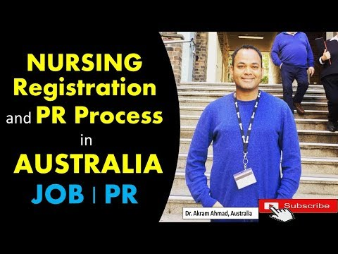 Nursing Registration And PR Process In Australia | Nurse Job In Australia