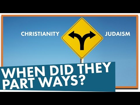 When Did Christianity and Judaism Part Ways?