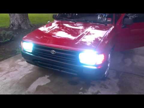 1994  Toyota Pickup Update