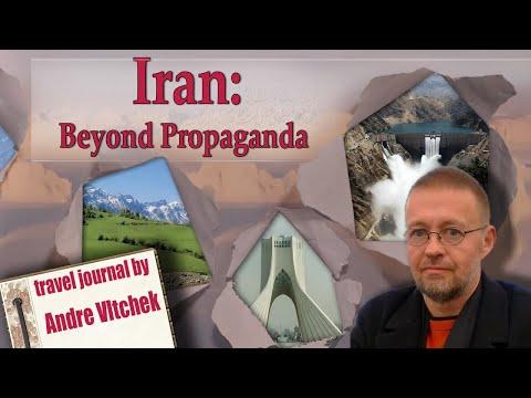 Iran: Beyond Propaganda (travel journal by Andre Vltchek)  | www.kla.tv