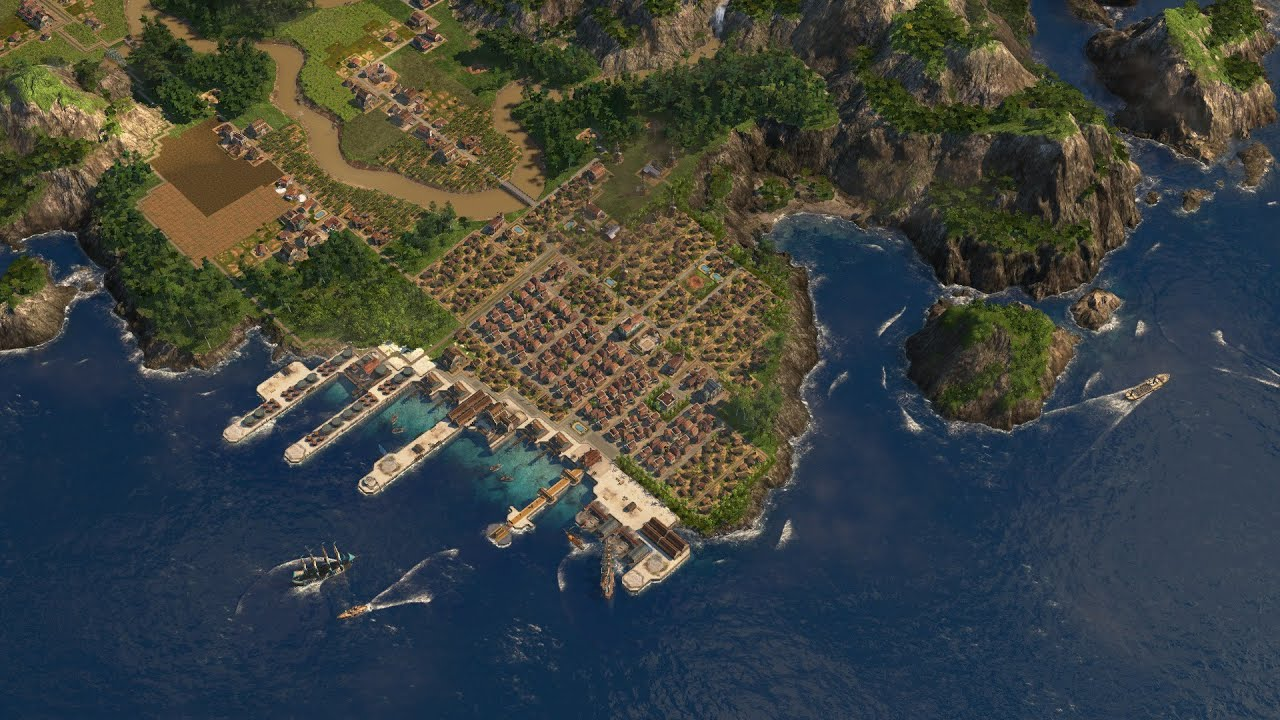 Anno 1800: Reisezeit DLC and Update 11 today- that's what you can expect
