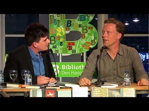 Bernlef, Erik Jan Harmens en Case Mayfield bij Literatuur Late Night (11 mei 2012)