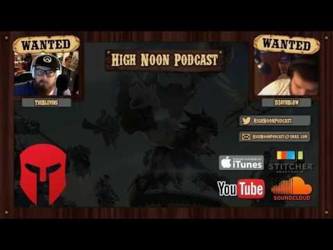 High Noon Podcast ep. 59  Rogue and EVIL