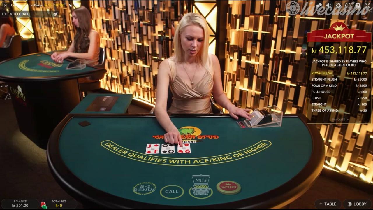 Casino rama caribbean stud jackpot
