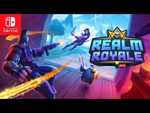 Realm Royale - Play Free Now on Nintendo Switch!