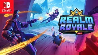 Realm Royale - Play Free Now on Nintendo Switch! (ESRB)