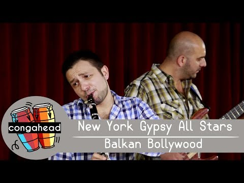 New York Gypsy All Stars performs Balkan Bollywood