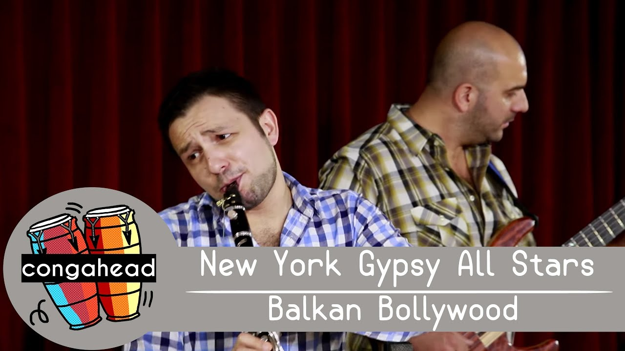 New York Gypsy All Stars performs Balkan Bollywood