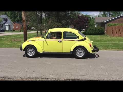 73 VW BEETLE SPORT