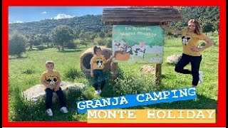 CAMPING MONTE HOLIDAY 2019 ❤❤❤ Cabañas en los árboles Monte Holiday Ecoturismo