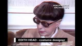 Edith Head (1978) - From the Videofashion Vault | Videofashion