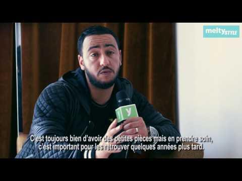 """Lacrim : """"En France, je suis un porte-parole de Philipp Plein"""" (Interview 1/2)"""