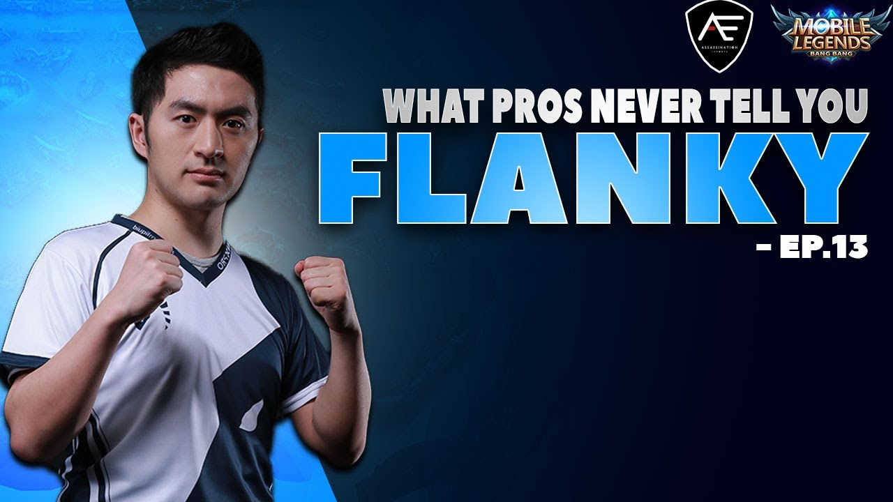 How to Flank Marksman as Fighters/Assassins | What Pros Never Tell You | Mobile Legends Guide