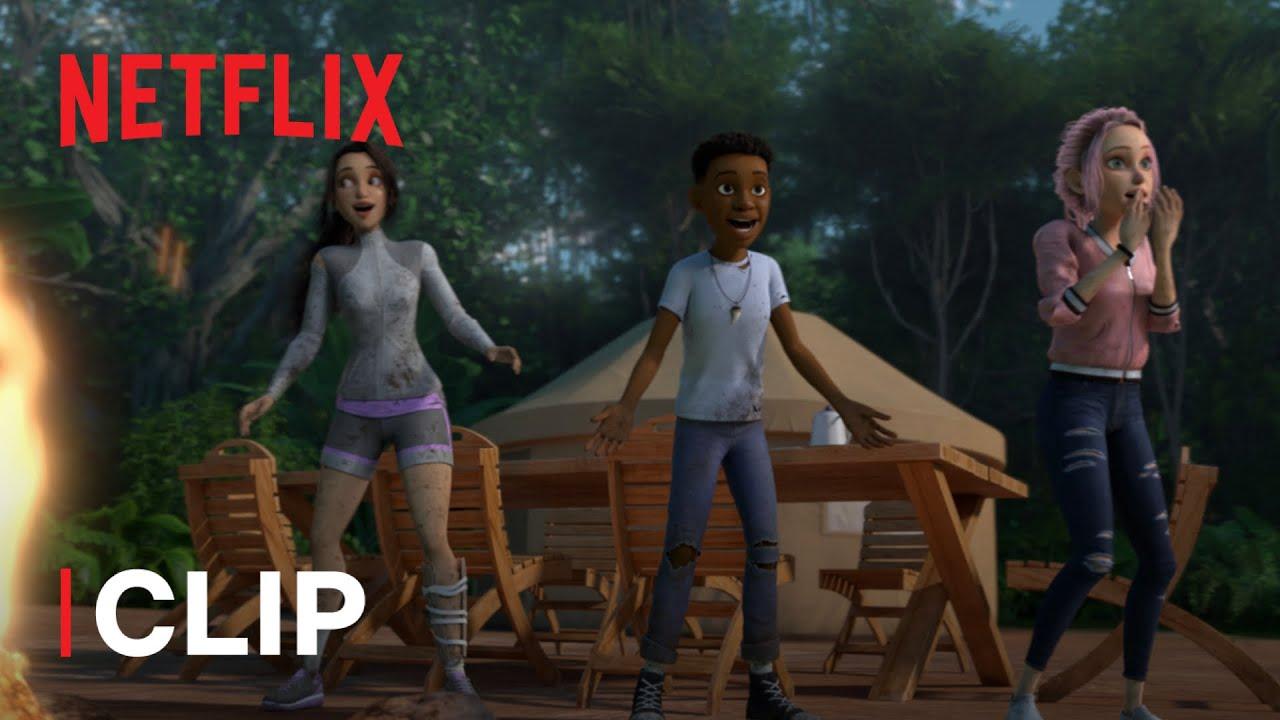 💪 I ragazzi di Jurassic World vengono salvati | Netflix Futures