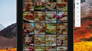 Full talech app working on either the poynt 5 or 6.1
