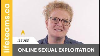 Online Sexual Exploitation