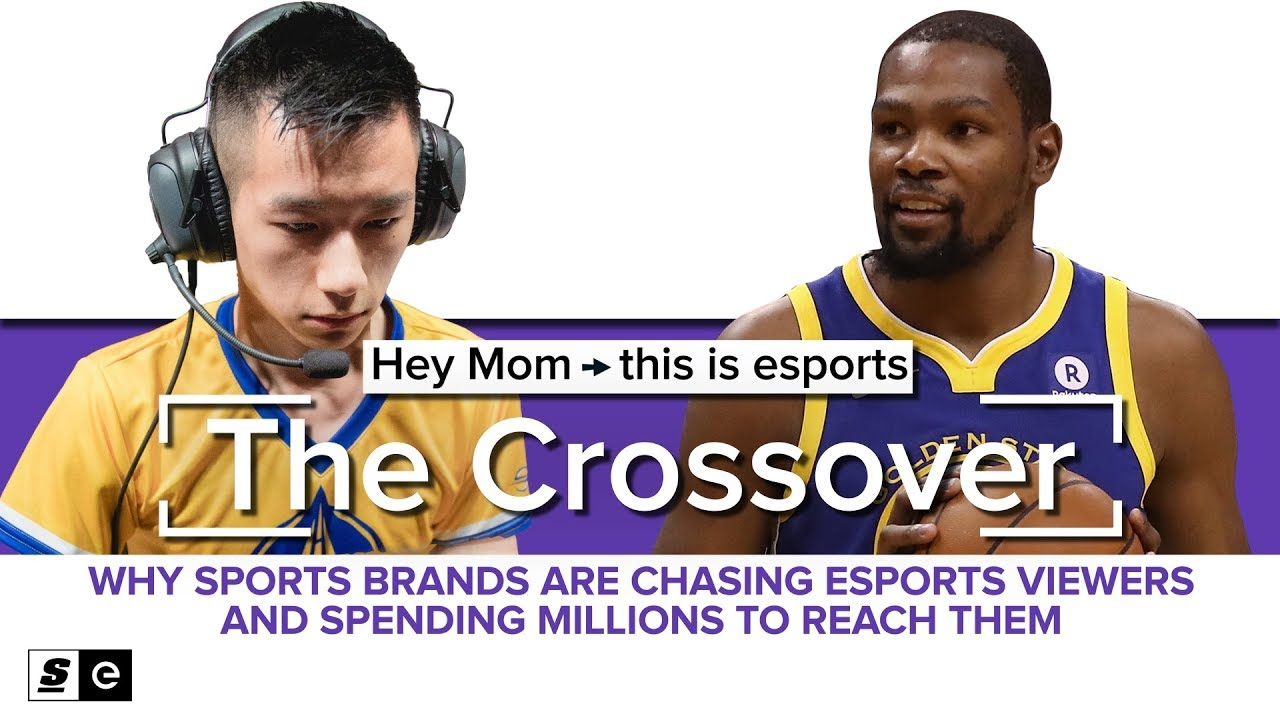 The Crossover: Why sports brands are chasing esports viewers and spending millions to reach them