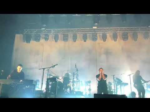 Nine Inch Nails - Digital (Joy Division Cover) 06.16.2018 Las Vegas, Nevada