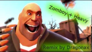 Zomboy + Heavy: Pootis Donor (Zomboy Organ Donor/TF2 Pootstep Remix)