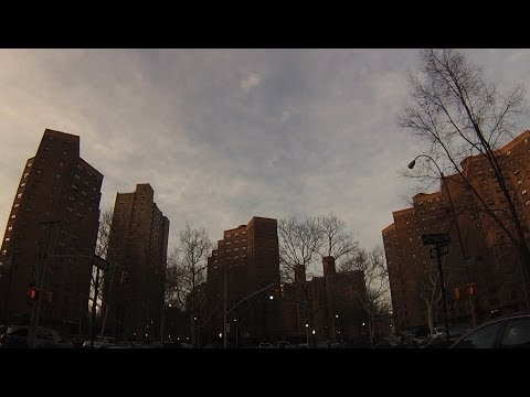 New York Housing Projects, Lower East Side - Baruch Houses, Jacob Riis,  Lillian Wald, Rutgers