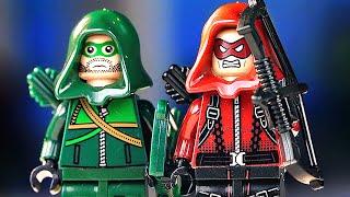 Китайское LEGO - Стрела