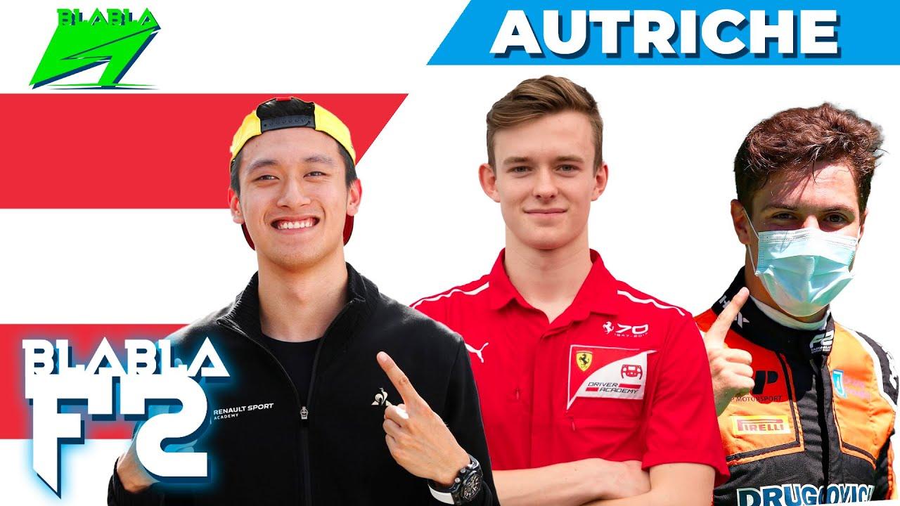 Grand-Prix Autriche mais de F2