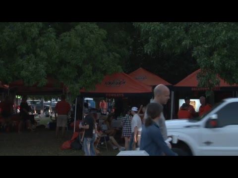 The Franchise Tailgate Show - Baylor at Oklahoma State