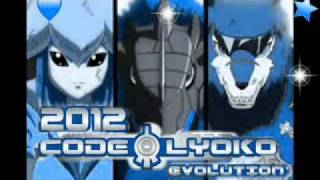 Savers Digimon 2012.(code lyoko-A World Without The Danger)